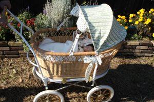 新生児から使えるベビーカー(乳母車)
